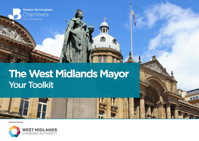 A vote for the WestMidlands
